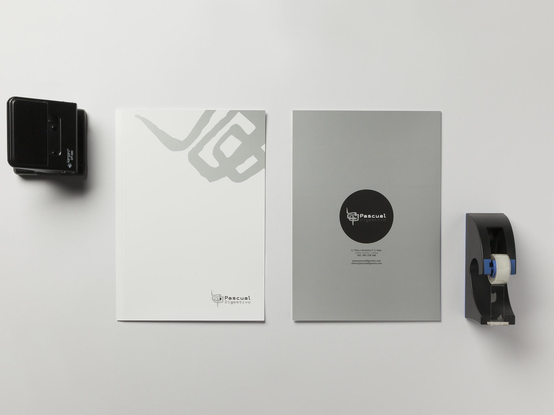 diseño imagen corporativa consulta privada