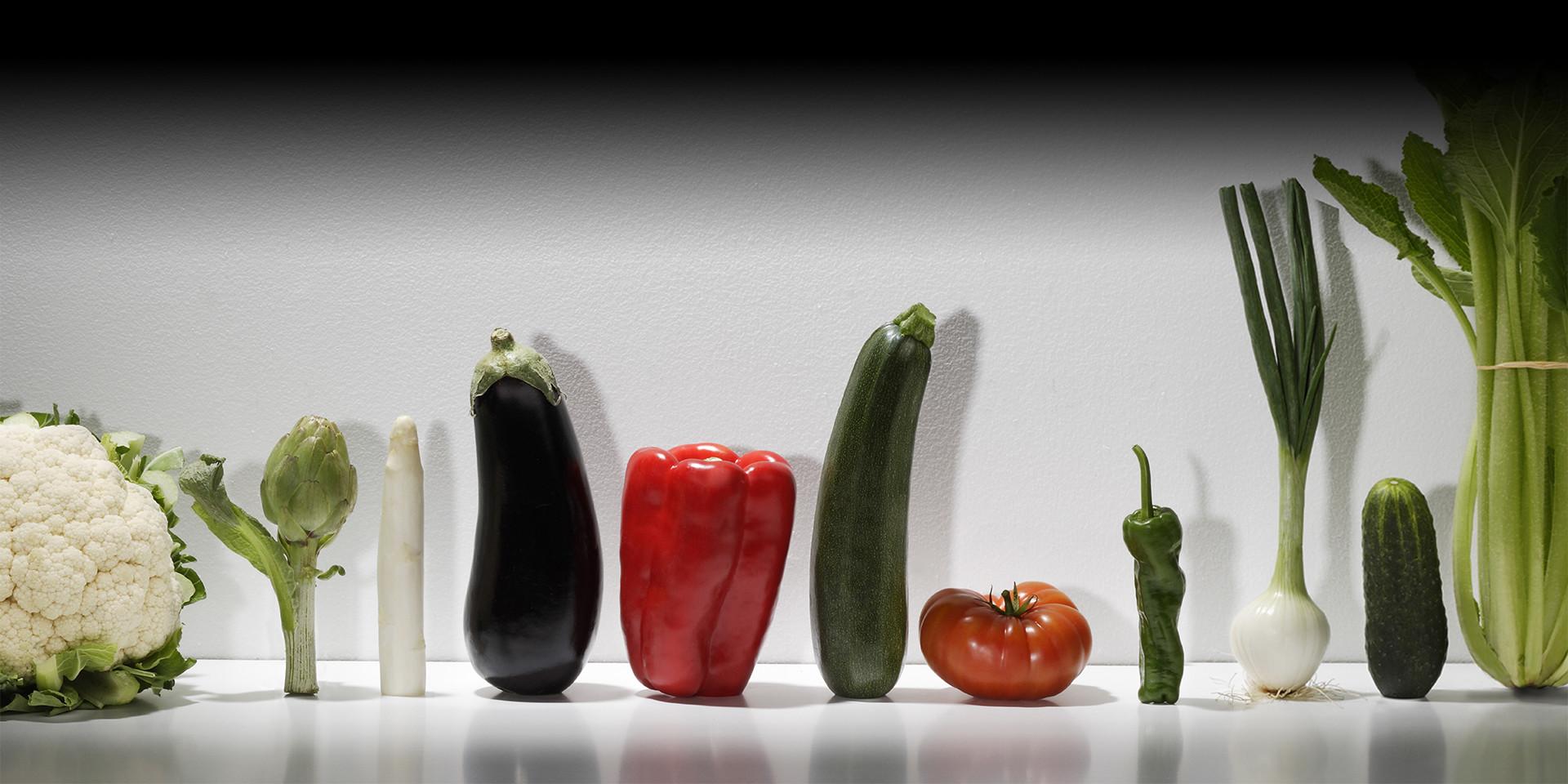 ilustración foto verduras original