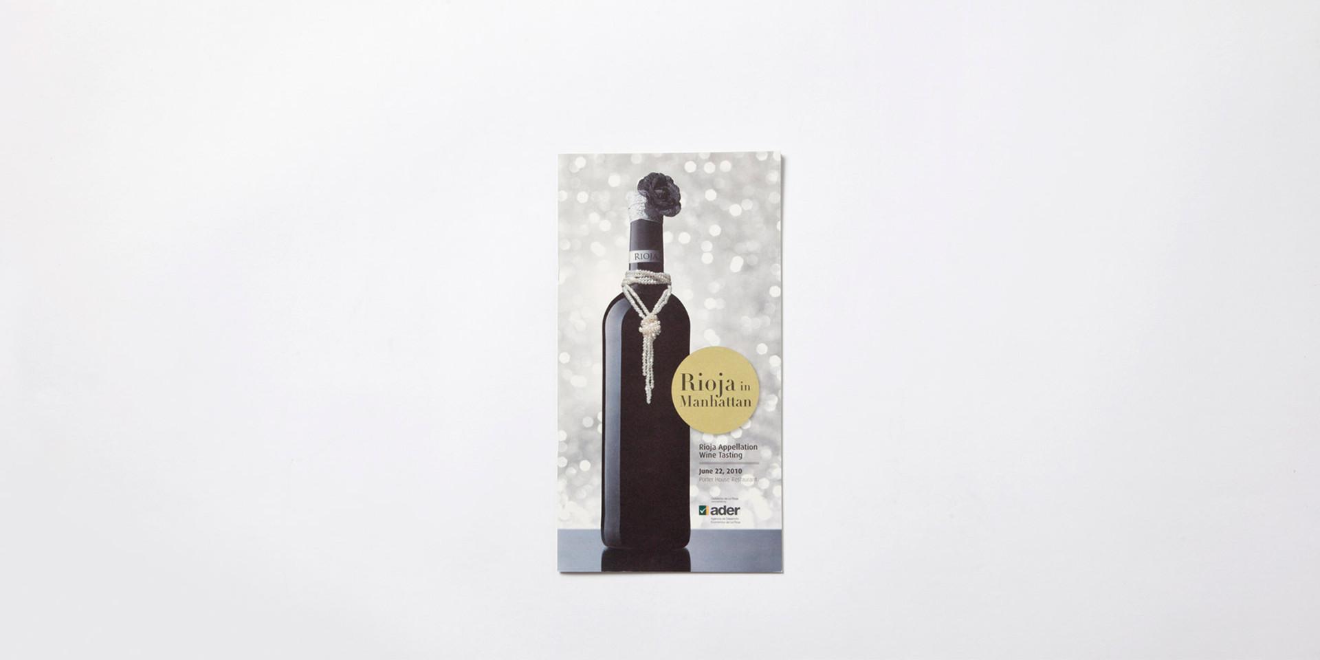 diseno catalogo vino promocional portada