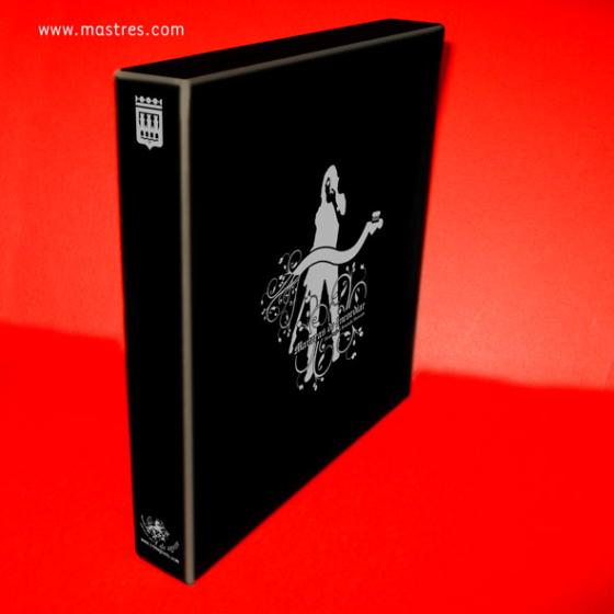 """Diseño del Pack """"Maneras de incordiar"""" un homenaje a Rosendo Mercado desde Logroño"""