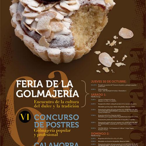 6ª Feria de la Golmajería, de Calahorra
