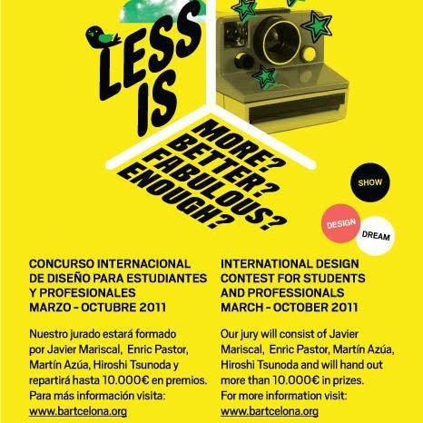 Bartcelona.org design edition 2011