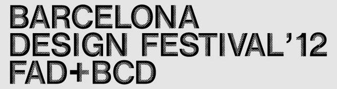 Logo Barcelona Design Festival