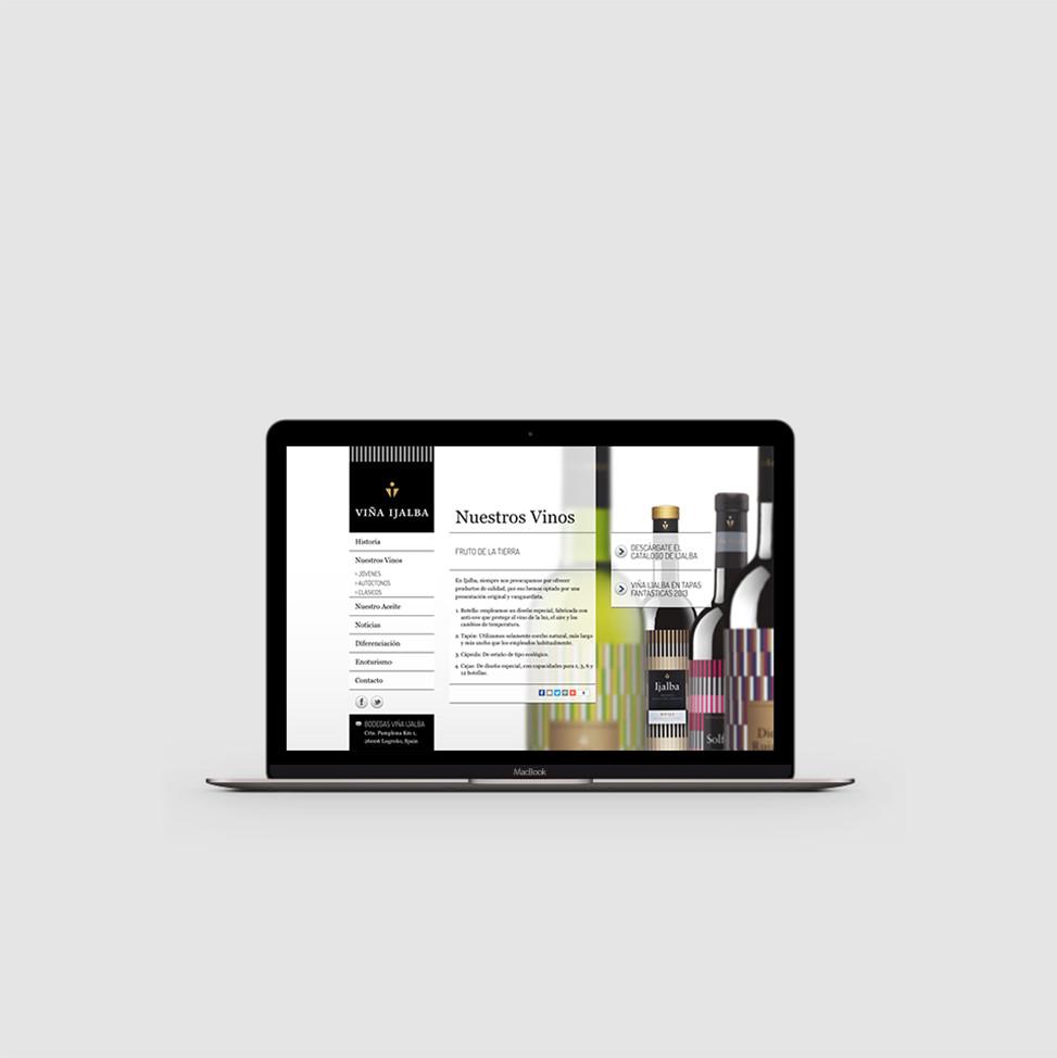 diseño web responsive ijalba logroño