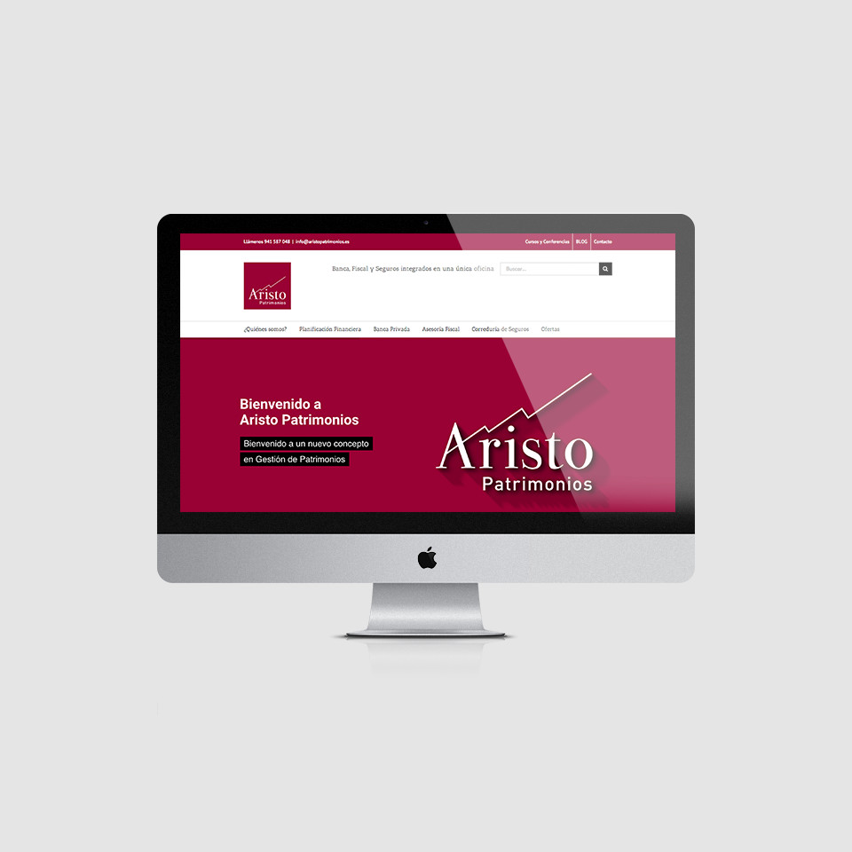 web wordpress responsive aristo