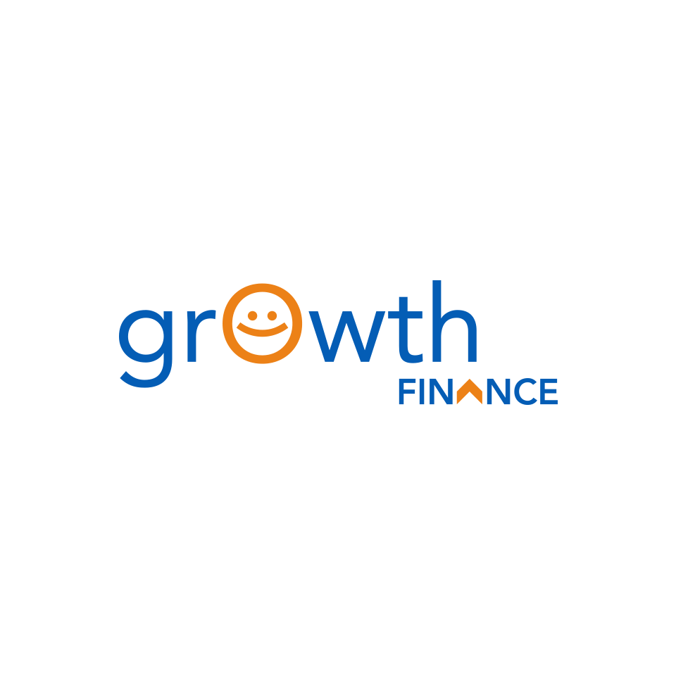 diseño logotipo finanzas growth finances