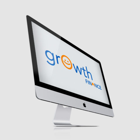 Diseño web Growth Finance