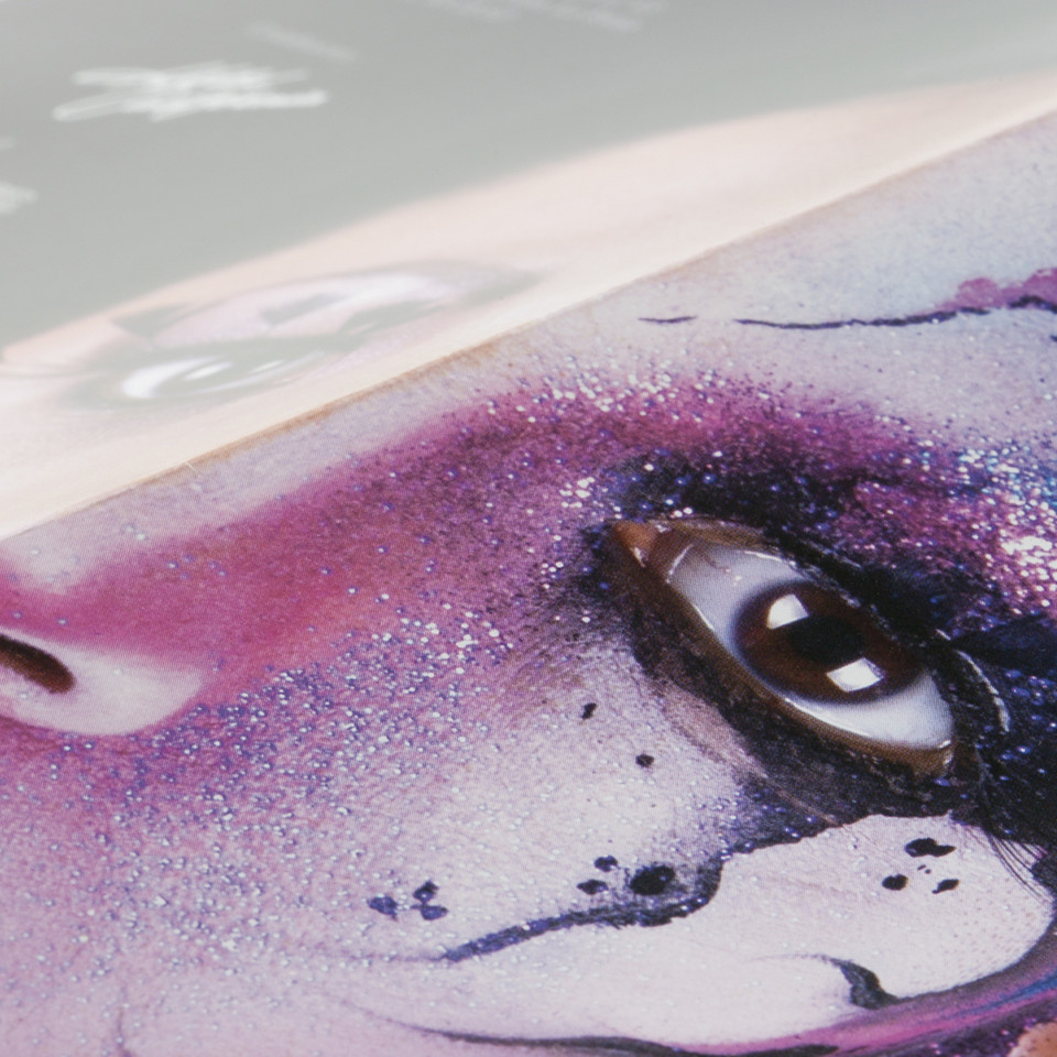 Detalle portada folleto festival danza Logroño