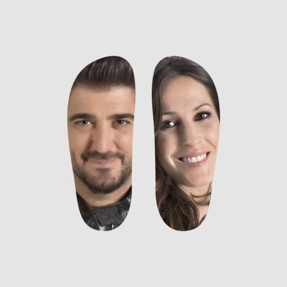 Diseño campaña Huellas