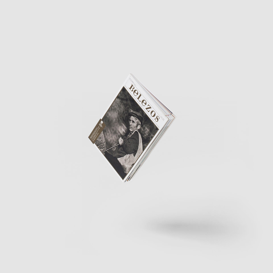 Diseño Revista Belezos