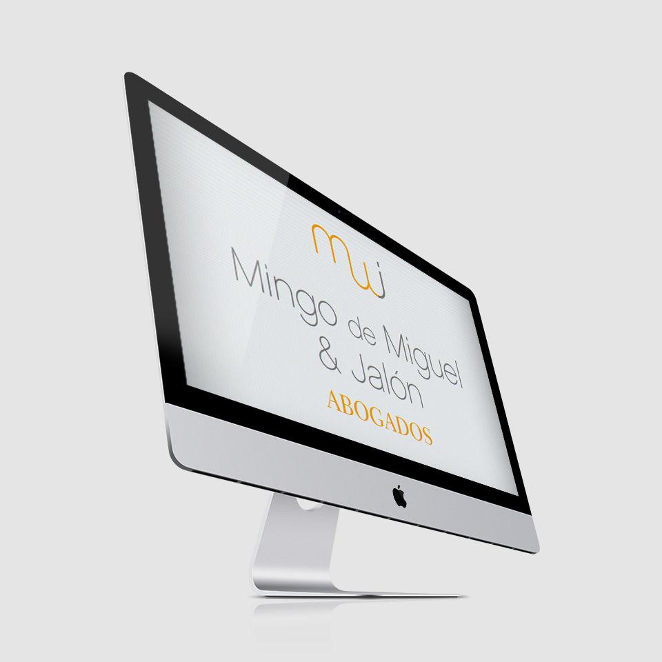 diseño web responsive wordpress abogados mingo de miguel jalon