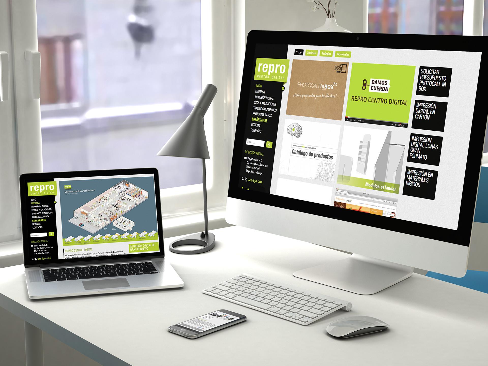 diseño web responsive typo3
