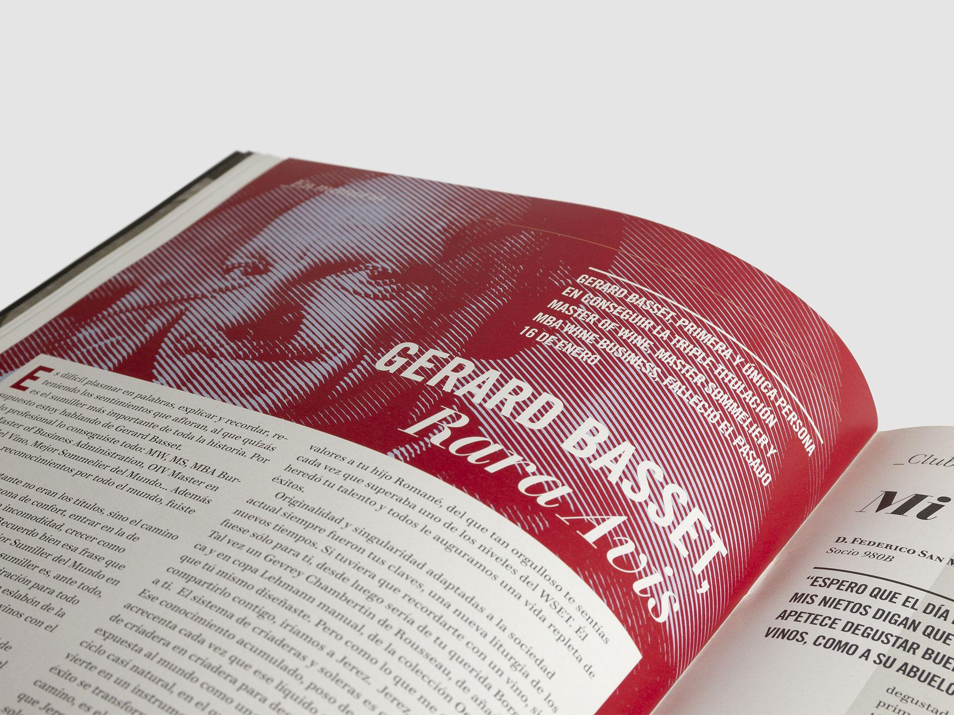 diseño editorial publicacion la rioja
