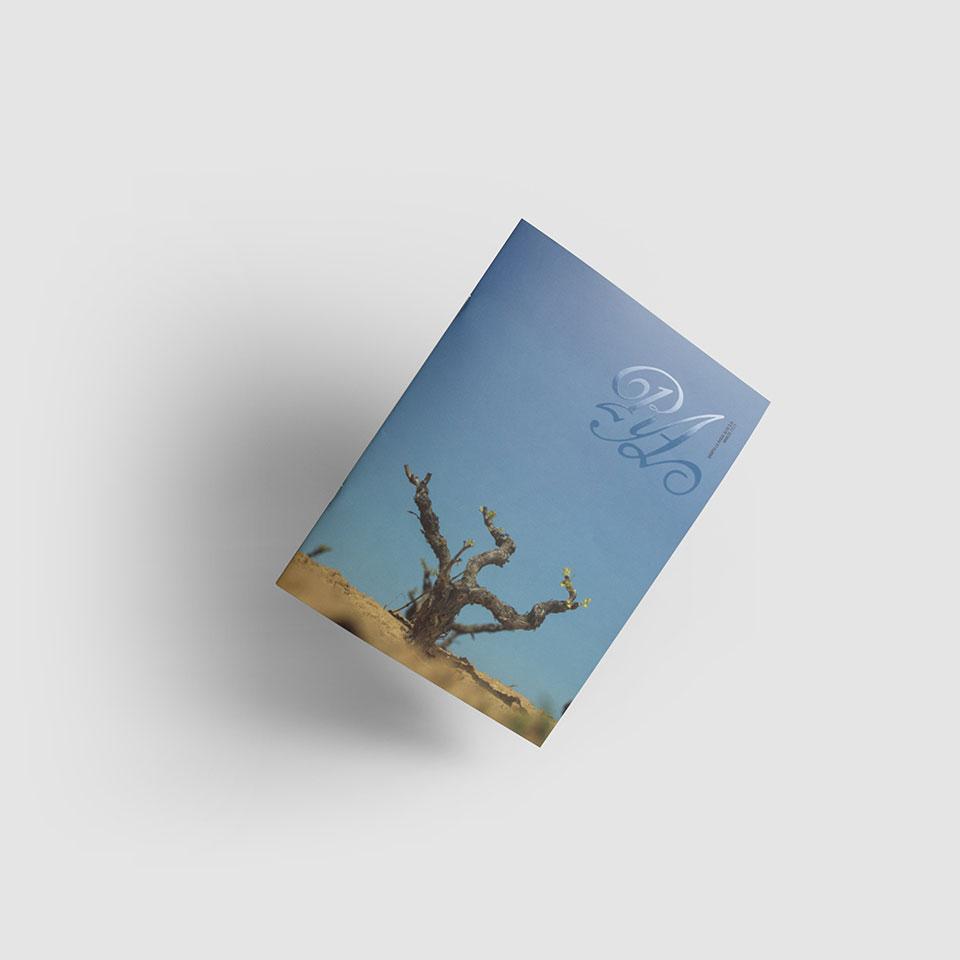 diseño revista la rioja alta portada