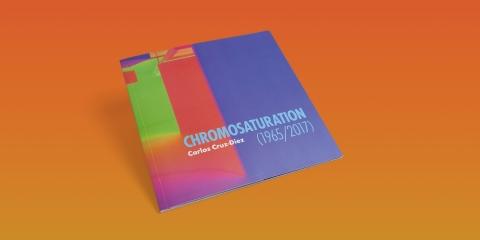 diseno catalogo exposicion chromosaturation museo wurth larioja