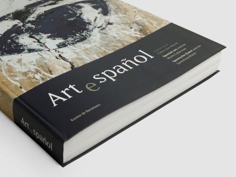 detalle diseno catalogo arte espanol museowurth la rioja