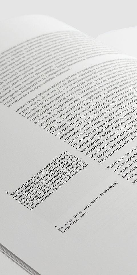 detalle maquetacion catalogo arte espanol museo wurth la rioja
