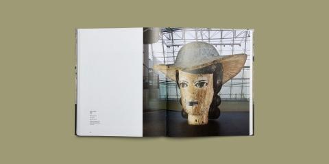 diseno catalogo arte espanol manolo valdes