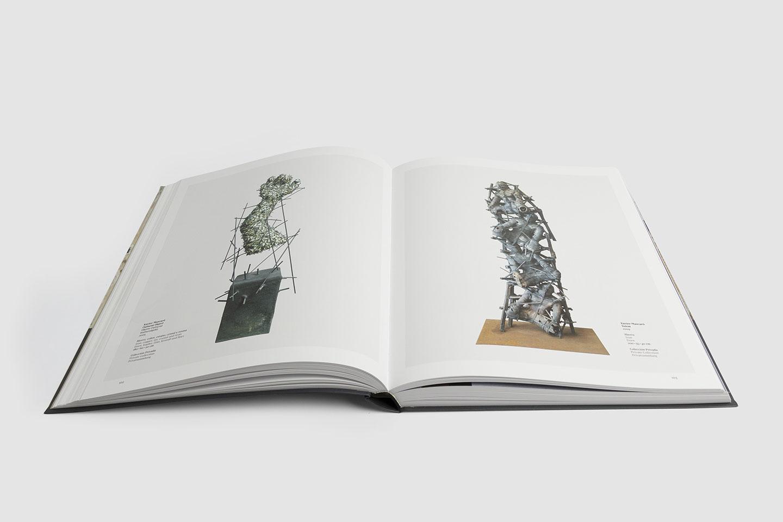 diseño catalogo arte español xavier mascaró