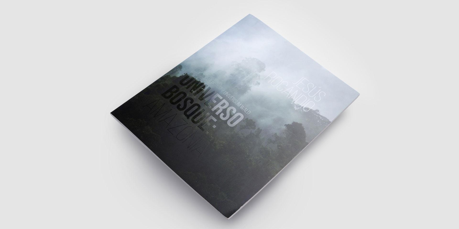 diseño portada catalogo arte museo würth la rioja