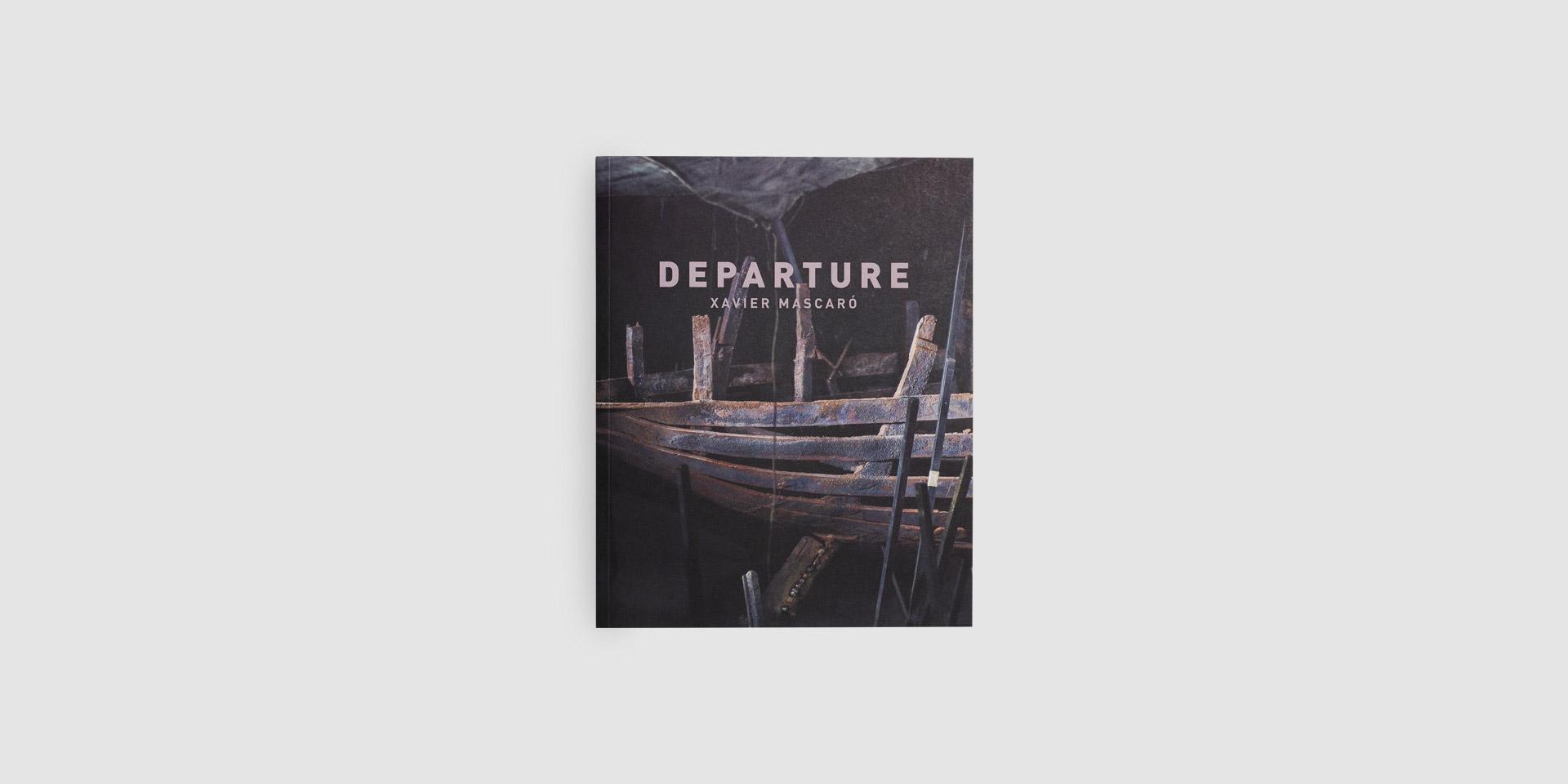 portada catalogo departure museo würth la rioja