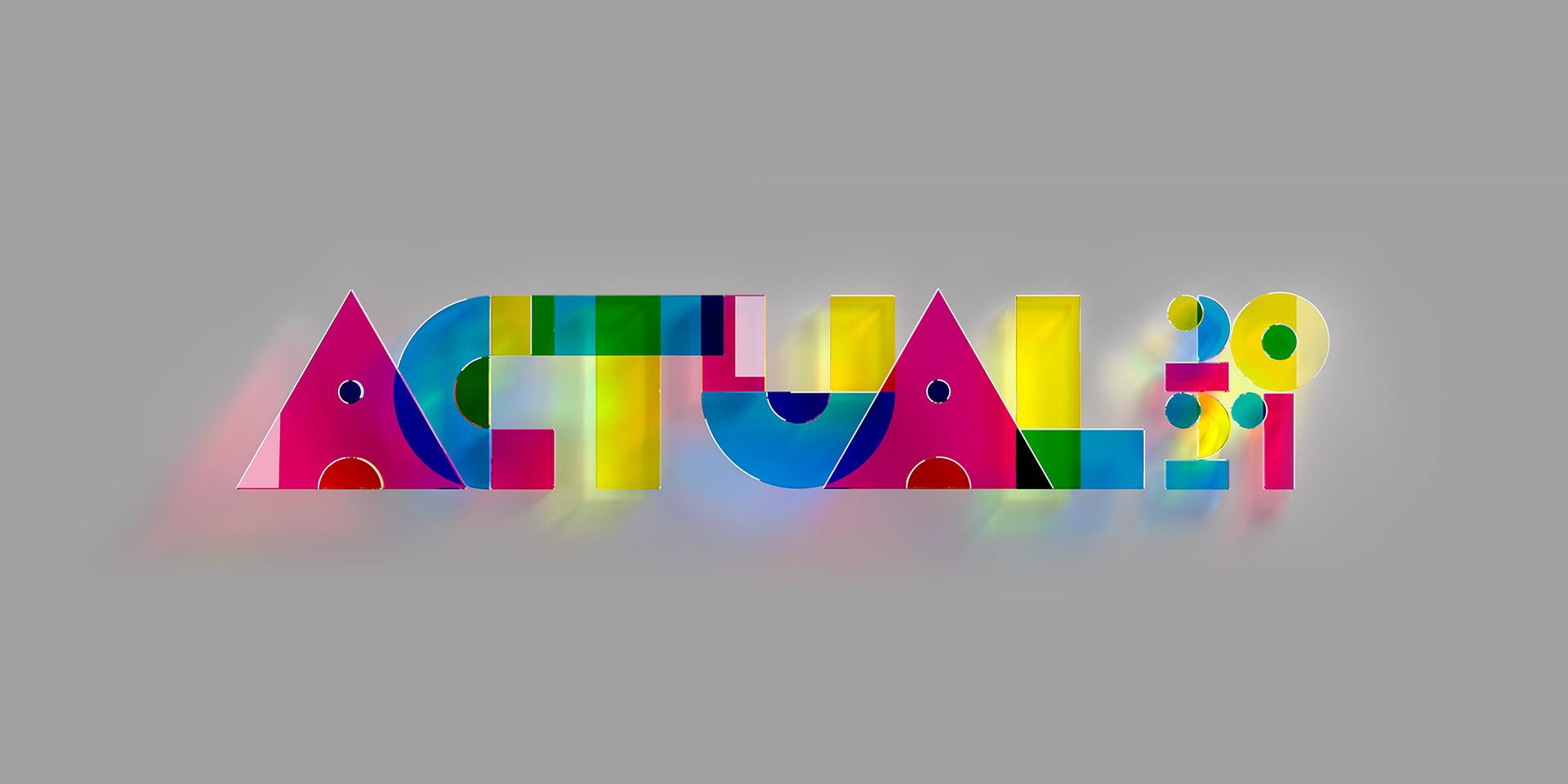 Logotipo ACTUAL 2021