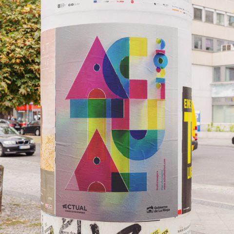diseno cartel festival musica actual 21